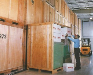 Staten Island Movers Storage Facility